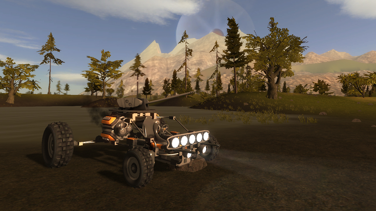 Homebrew - Vehicle Sandbox - SteamStat ru