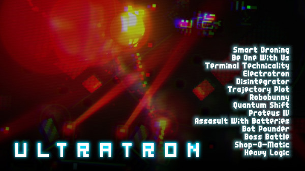 скриншот Ultratron Soundtrack 0
