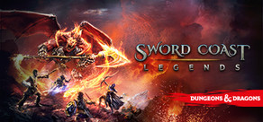 Sword Coast Legends cover art