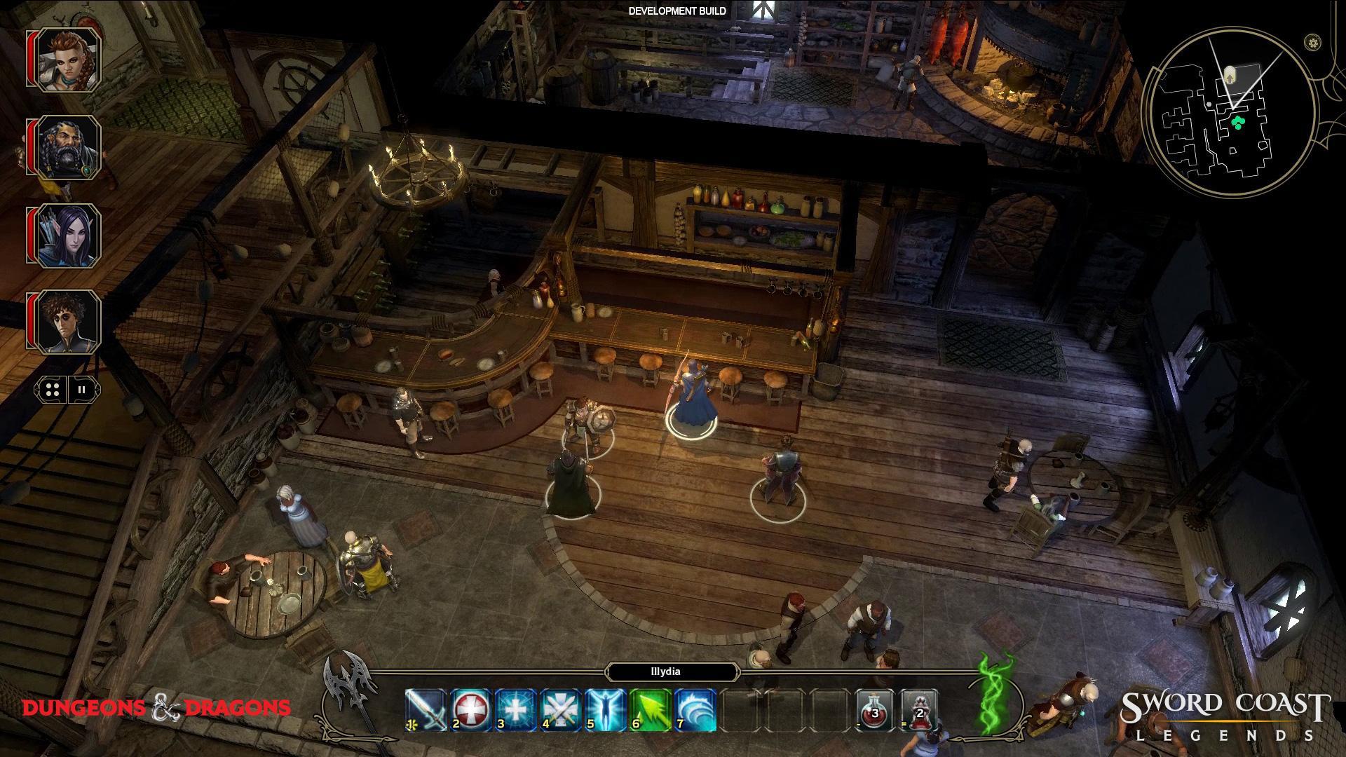Neverwinter Nights: Pirates of the Sword Coast 2005 pc game Img-1