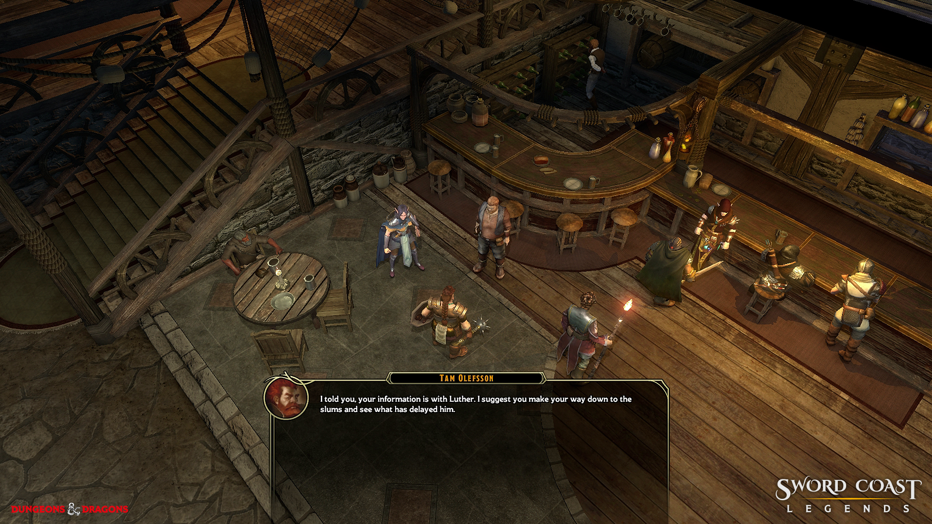 Sword Coast Legends: Rage of Demons Screenshot 1