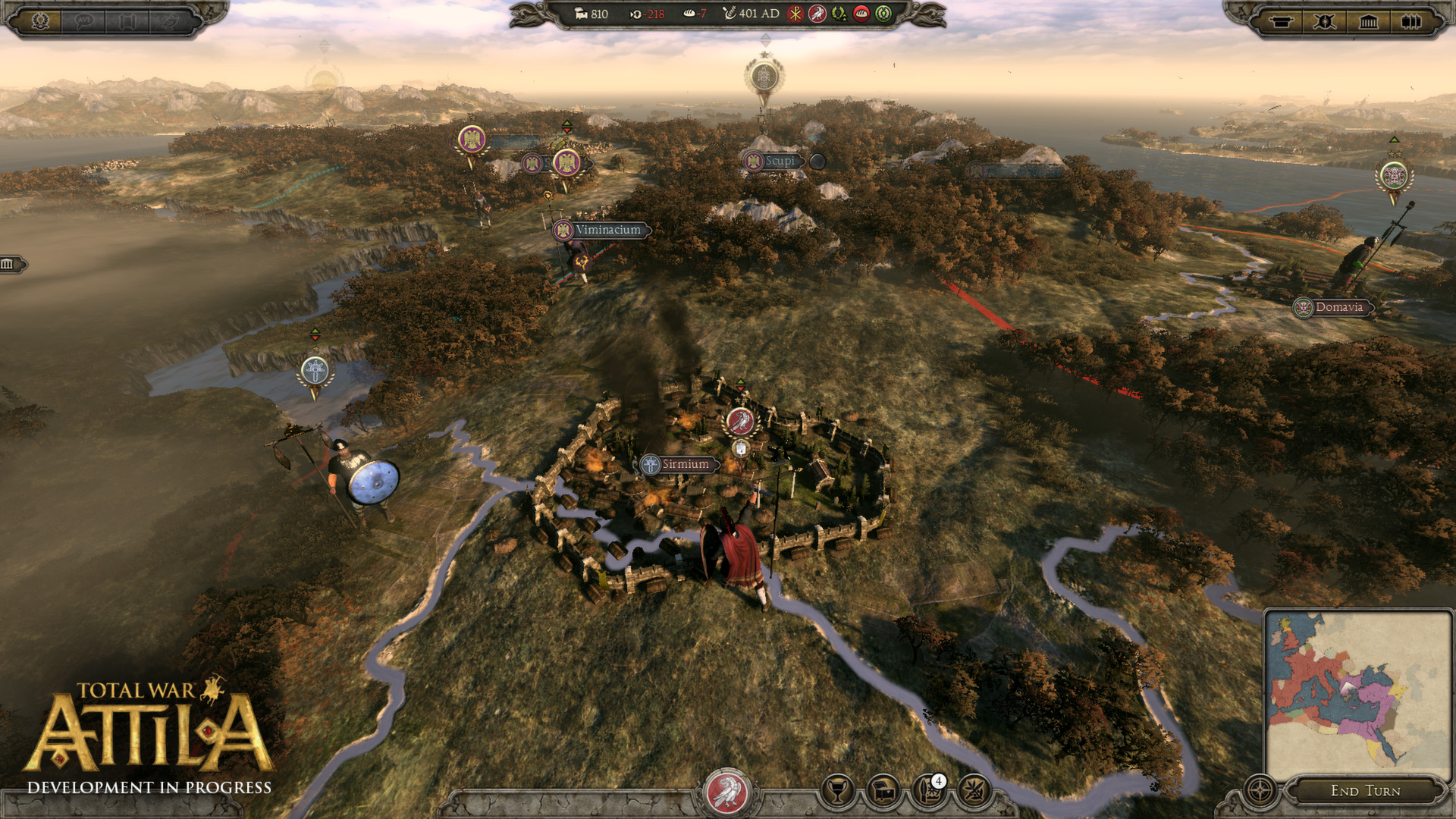 Total War: ATTILA Screenshot 3