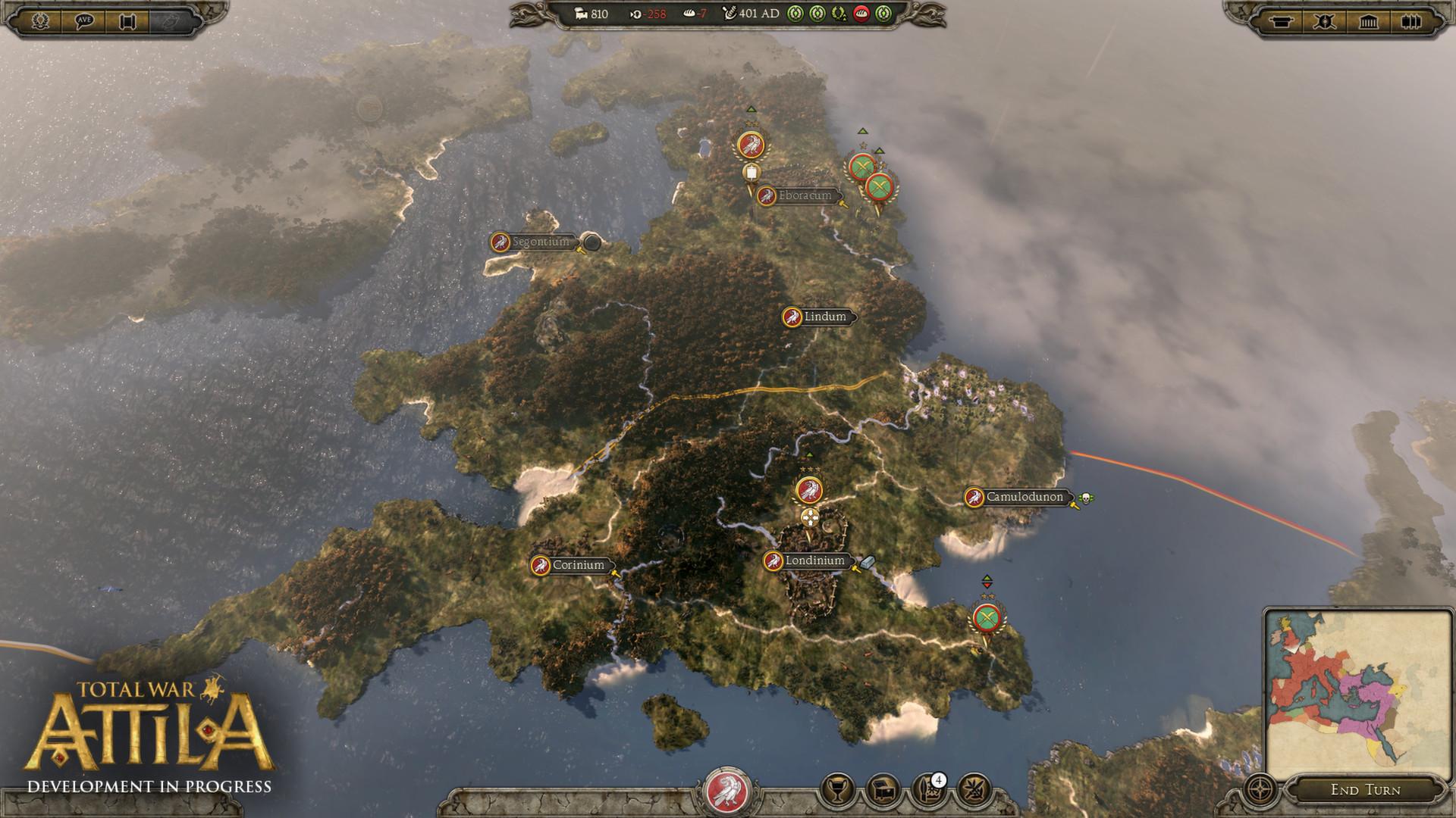 Total War Attila ESPAÑOL Full PC Incluye DLC (CPY) + REPACK 2 DVD5 (JPW) 5