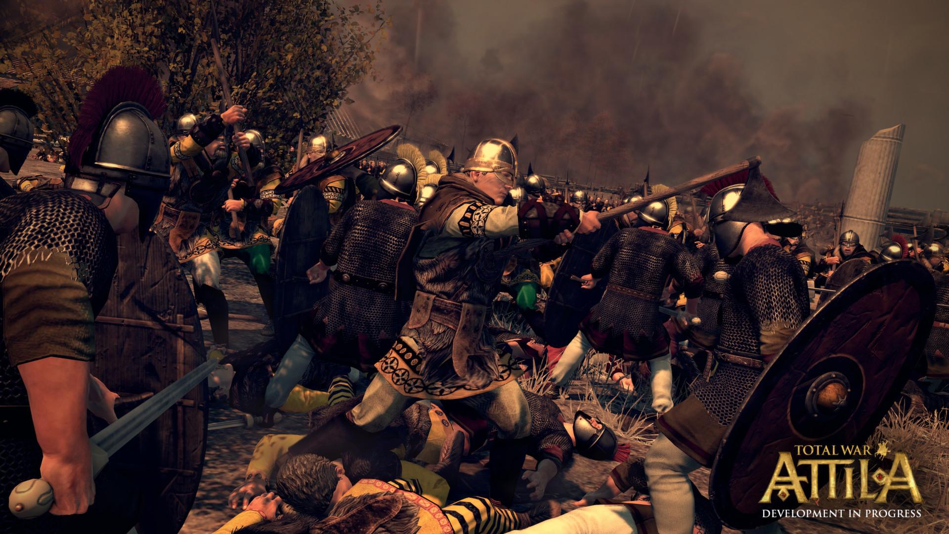 Total War Attila ESPAÑOL Full PC Incluye DLC (CPY) + REPACK 2 DVD5 (JPW) 4