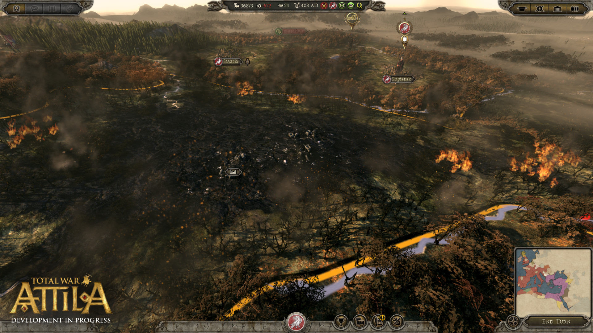 Total War: ATTILA Screenshot 2