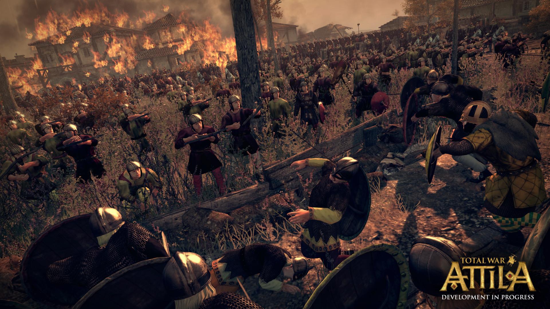 Total War Attila ESPAÑOL Full PC Incluye DLC (CPY) + REPACK 2 DVD5 (JPW) 9