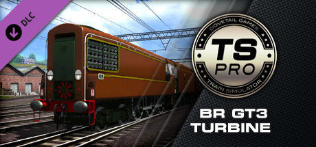 Train Simulator: BR GT3 Turbine Loco Add-On