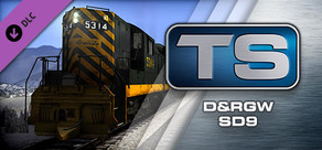 Train Simulator: D&RGW SD9 Loco Add-On
