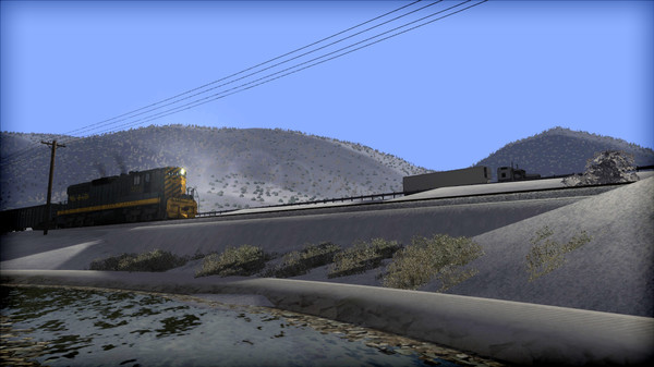 скриншот Train Simulator: D&RGW SD9 Loco Add-On 2