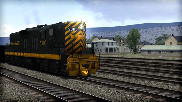 скриншот Train Simulator: D&RGW SD9 Loco Add-On 0