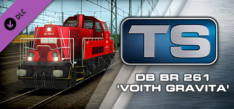 Train Simulator: DB BR 261 Voith Gravita Loco Add-On
