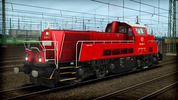 скриншот Train Simulator: DB BR 261 'Voith Gravita' Loco Add-On 0