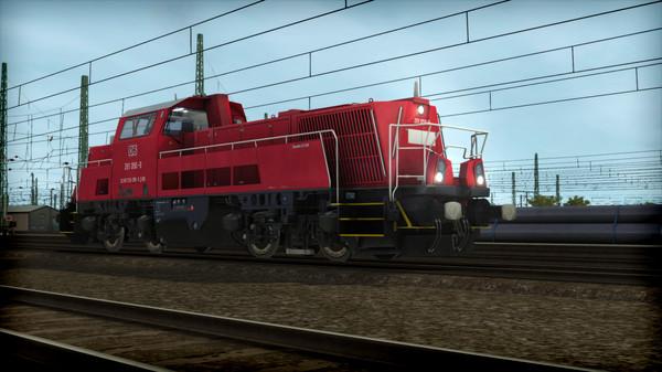 скриншот Train Simulator: DB BR 261 'Voith Gravita' Loco Add-On 3