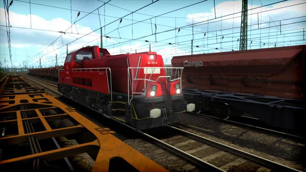скриншот Train Simulator: DB BR 261 'Voith Gravita' Loco Add-On 1