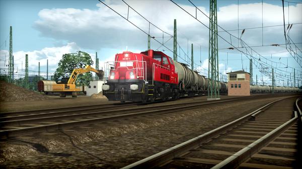 скриншот Train Simulator: DB BR 261 'Voith Gravita' Loco Add-On 5