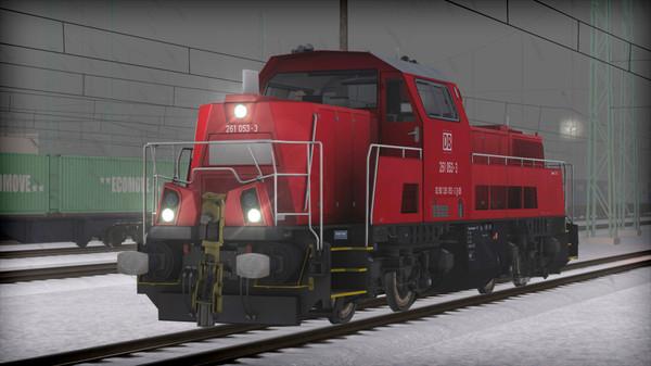 скриншот Train Simulator: DB BR 261 'Voith Gravita' Loco Add-On 2