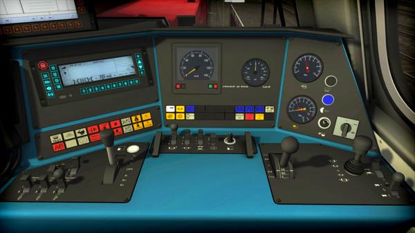 скриншот Train Simulator: DB BR 261 'Voith Gravita' Loco Add-On 4