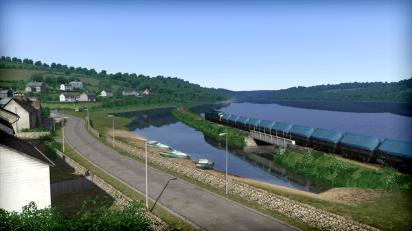 скриншот Train Simulator: China Clay for Export Route Add-On 5