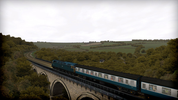 скриншот Train Simulator: China Clay for Export Route Add-On 2