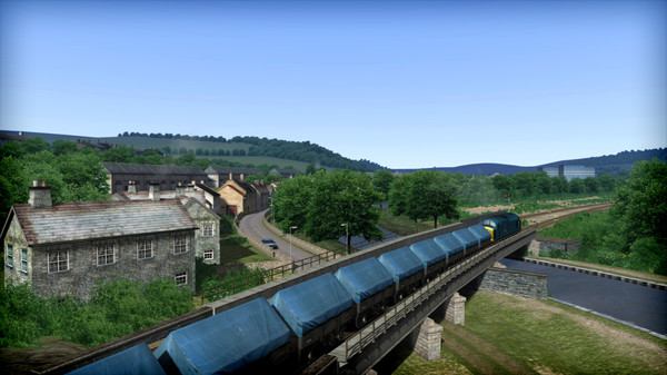скриншот Train Simulator: China Clay for Export Route Add-On 4