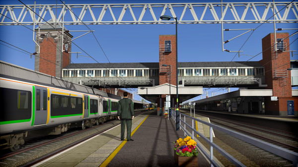 скриншот Train Simulator: WCML Trent Valley Route Add-On 4