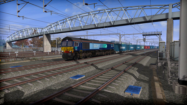 скриншот Train Simulator: WCML Trent Valley Route Add-On 2