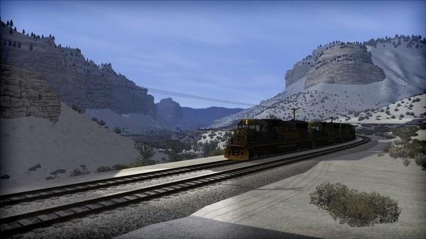 скриншот Train Simulator: D&RGW SD50 Loco Add-On 2