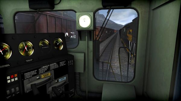 скриншот Train Simulator: D&RGW SD50 Loco Add-On 0