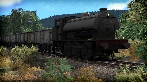 скриншот Train Simulator: Return to Maerdy Loco Add-On 5