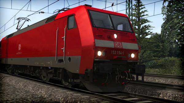 скриншот Train Simulator: DB BR 152 Loco Add-On 3
