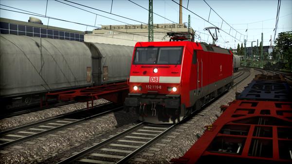 скриншот Train Simulator: DB BR 152 Loco Add-On 0