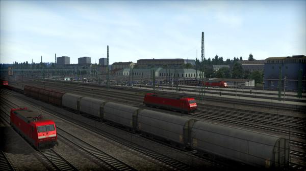 скриншот Train Simulator: DB BR 152 Loco Add-On 1
