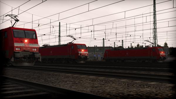 скриншот Train Simulator: DB BR 152 Loco Add-On 2