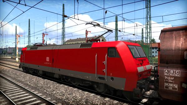 скриншот Train Simulator: DB BR 152 Loco Add-On 5