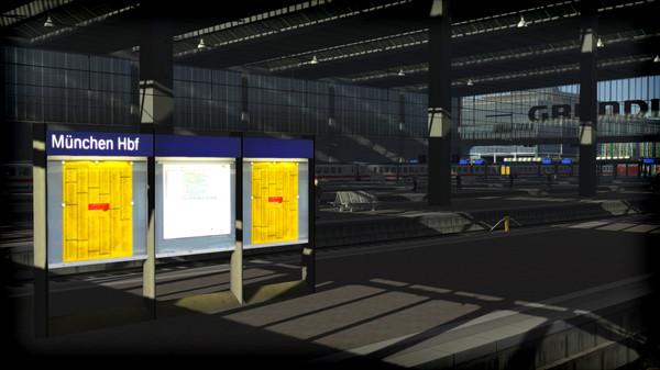 скриншот Train Simulator: Munich - Rosenheim Route Add-On 1