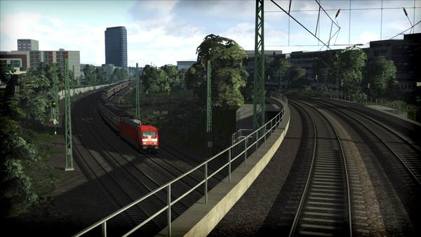 скриншот Train Simulator: Munich - Rosenheim Route Add-On 5