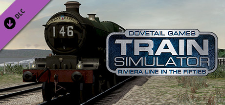 Train Simulator: Riviera Line in the Fifties: Exeter - Kingswear Route Add-On