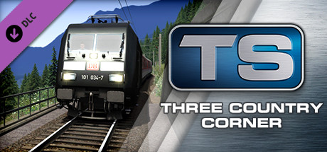 Train Simulator: Three Country Corner Route Add-On