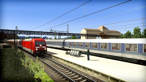 скриншот Train Simulator: Three Country Corner Route Add-On 2