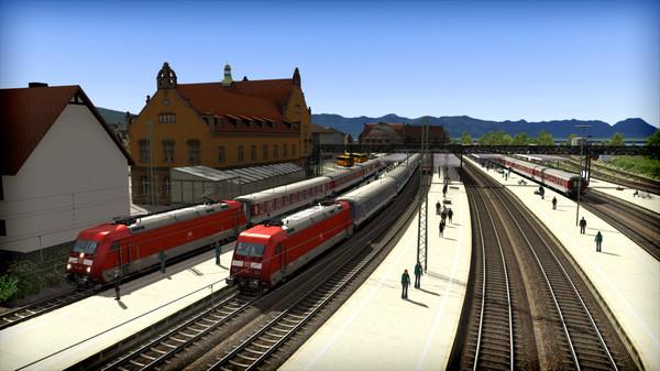 скриншот Train Simulator: Three Country Corner Route Add-On 5