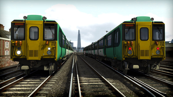 скриншот Train Simulator: Southern Class 455/8 EMU Add-On 1