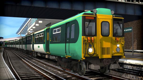 скриншот Train Simulator: Southern Class 455/8 EMU Add-On 0
