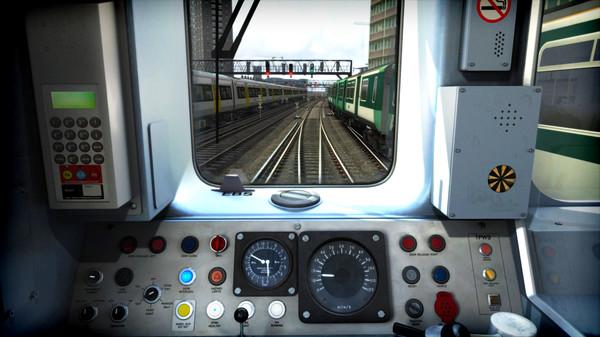 скриншот Train Simulator: Southern Class 455/8 EMU Add-On 3