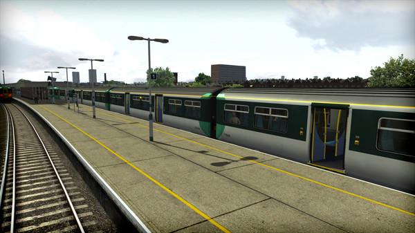 скриншот Train Simulator: Southern Class 455/8 EMU Add-On 5