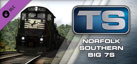 Train Simulator: Norfolk Southern Big 7s Loco Add-On