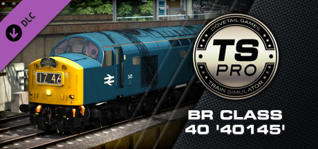 Train Simulator: BR Class 40 40145 Loco Add-On