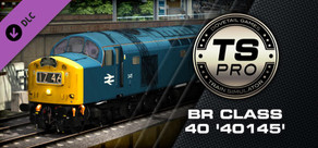 Train Simulator: BR Class 40 '40145' Loco Add-On