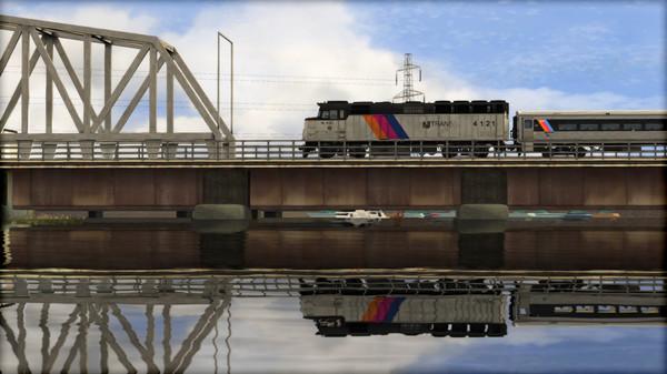 скриншот Train Simulator: NJ TRANSIT F40PH -2CAT Loco Add-On 1