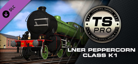 Train Simulator: LNER Peppercorn Class K1 Loco Add-On