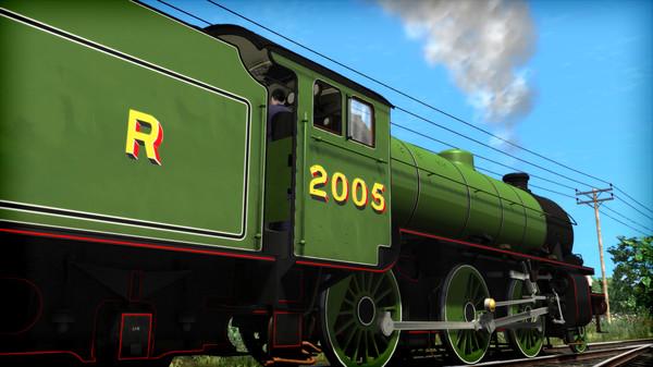 скриншот Train Simulator: LNER Peppercorn Class K1 Loco Add-On 1